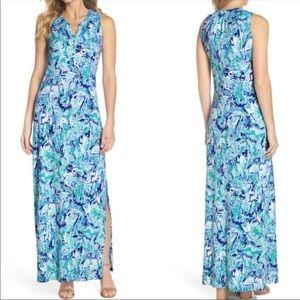 Lilly Pulitzer- essie maxi dress 28847